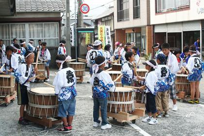 八田八幡宮祭