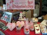 ながや菓子工房のバレンタイン