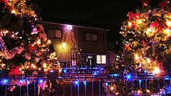クリスマスツリー&イルミネーションIN久賀