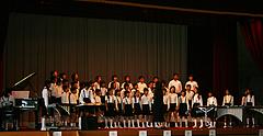 周防大島町東部地区音楽祭2010(安下庄小学校)