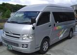 サザンセト交通のミニバス