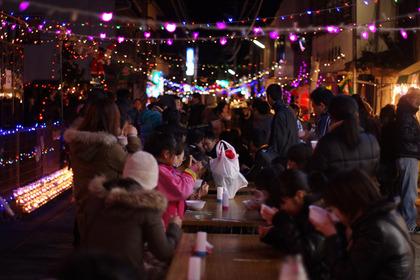第11回クリスマスキャンドルフェスタIN久賀