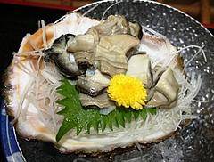 食材周防あらかわ「岩牡蠣」