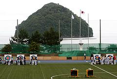 第35回中国高等学校アーチェリー競技選手権大会