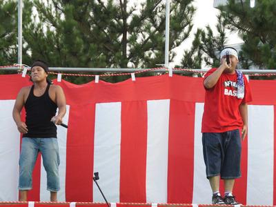 島☆スタ&リキドッグ