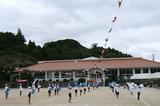 城山小学校で運動会