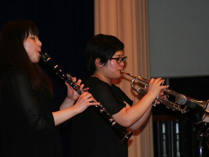 駒大苫小牧吹奏楽局卒業生によるスプリングソロコンサート