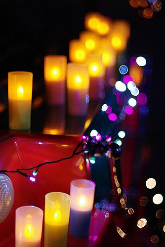 クリスマスキャンドルフェスタ2009