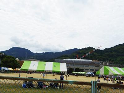 久賀中学校運動会