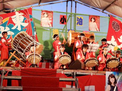 小泊港祭り