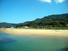 ビー玉海岸