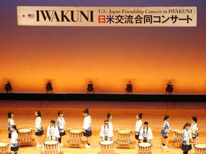 日米交流合同コンサート