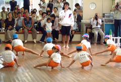 小松保育園運動会