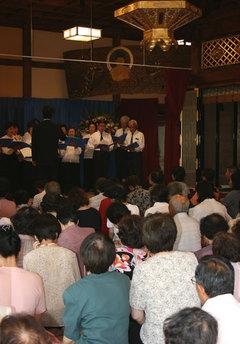 徳正寺御堂コンサート