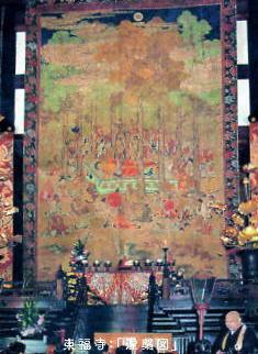 東福寺:「涅槃図」弐