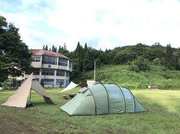 次年子 キャンプ