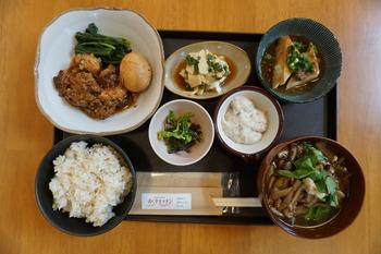大石田 わくやキッチン