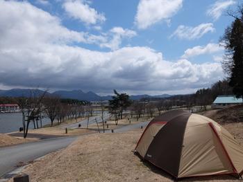 徳良湖 大石田