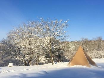 エトペソラ キャンプ
