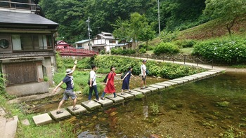 大石田 銀山温泉