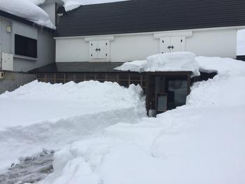 大石田 こえのくら 雪