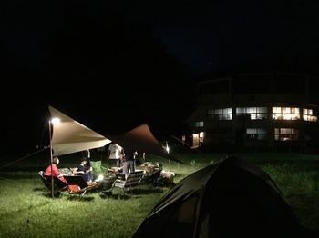次年子キャンプ