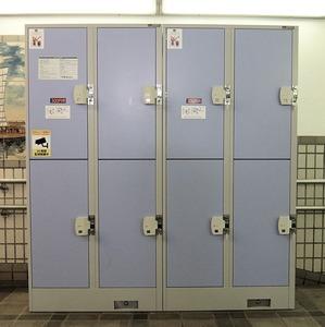 大石田駅 コインロッカー