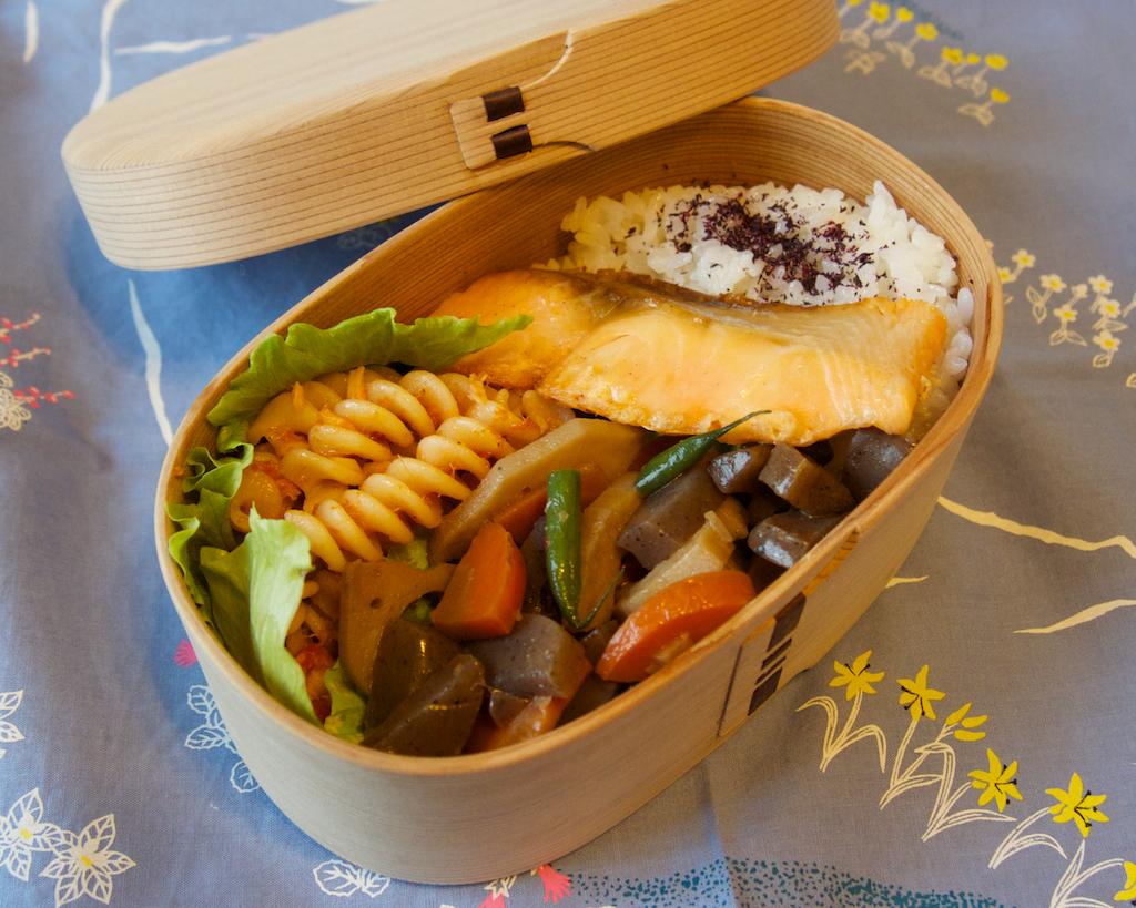 鮭弁 (1)