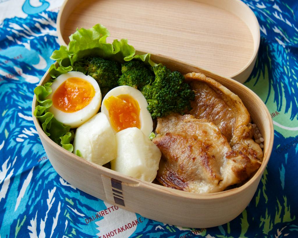 生姜焼き (1)
