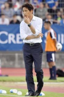 「いいチャレンジ」と西野監督 日本、スイスに完敗