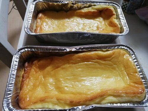 【画像あり】ワイニート、チーズケーキを焼く