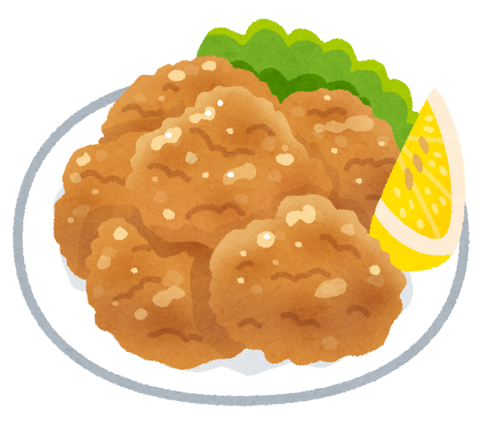 唐揚げ弁当の唐揚げが胸肉の弁当屋ww