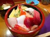 060926愛太郎寿司ランチちらし900円