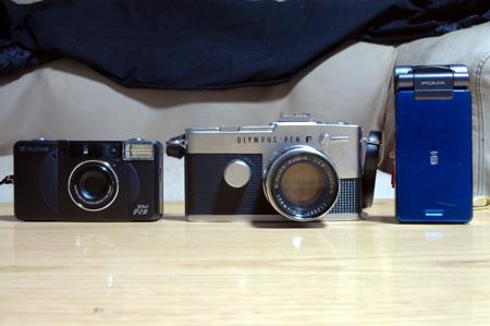 旅カメラ。