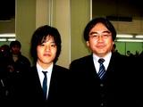 任天堂の岩田社長と僕