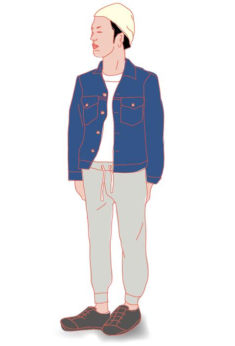ファッションリーダー1