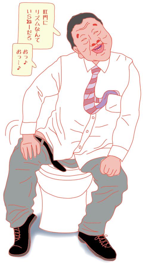 リズム洗浄
