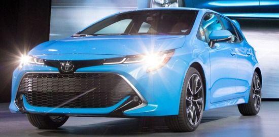 【画像】カローラハッチバック6月26日発売、1.2Lターボ6MT車210万6千円からwwwww