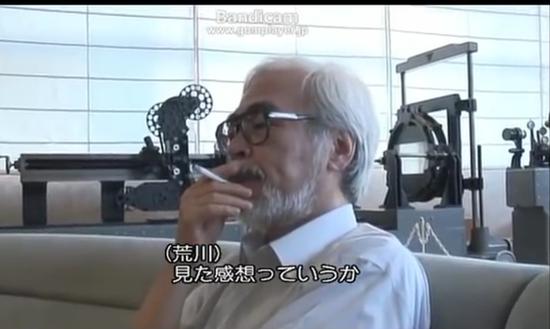 【悲報】宮崎駿がゲド戦記を見た結果wwwwwwww