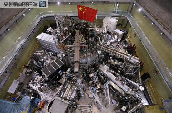 【衝撃】中国の「人工太陽」、温度1億度に到達!人類の新たなクリーンエネルギーの開発に成功!!
