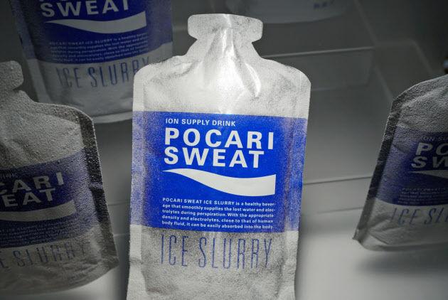 【飲める氷】大塚製薬、スムージータイプのポカリスエット発売へ 体の深部体温を下げることに着目