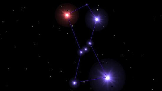 【画像】古代人による星の擬人化文化気持ち悪すぎワロタwwwwwww