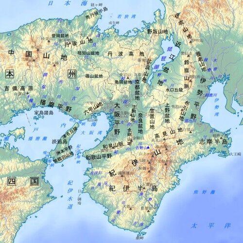 関西全ての府県に住んだことあるワイが住みやすいランキング作りました