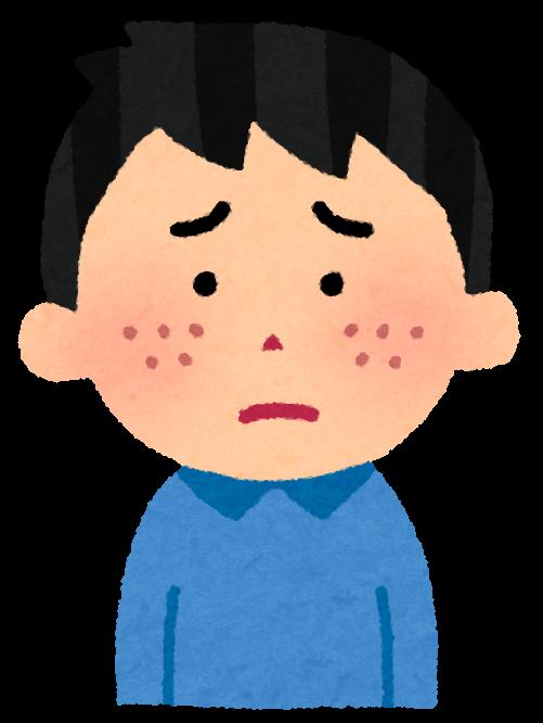 【悲報】ワイニキビ面、人生を諦める・・・