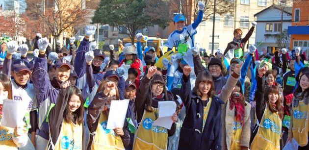 あの日本発祥の新スポーツ「GOMI」が海外にも進出していたらしい