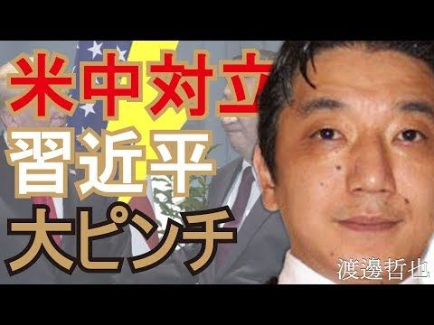 【渡邉哲也】 習近平 実は大ピンチ!??渡邉哲也が徹底解説!