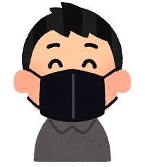 若者の間で黒いマスクが流行 ルーツは韓国