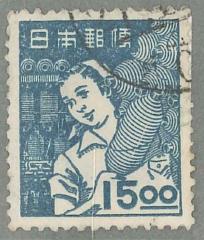 16 紡績女工15円