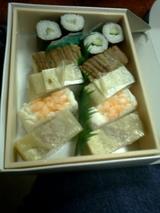 敦賀で買ったお弁当