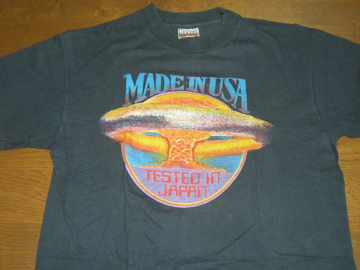 原爆tシャツ 原爆Tシャツ